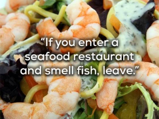 There Are Some Pretty Obvious Red Flags When It Comes To Restaurants