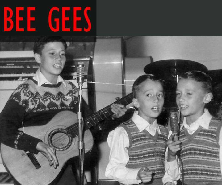 Famous Bands Back When They Were Young