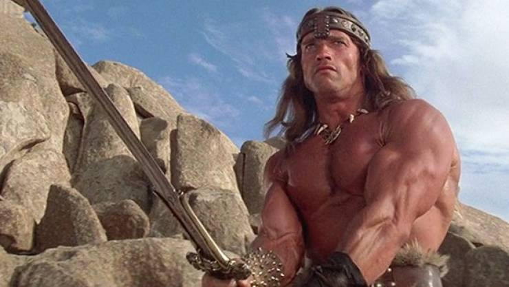 When Arnold Schwarzenegger Dishes Out His Keys To Success, We Listen