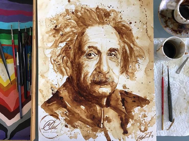 A valódi művészek szépségeket találhatnak a legegyszerűbb dolgokban