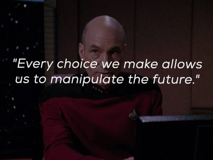 Don't Facepalm At These Jean-Luc Picard Quotes