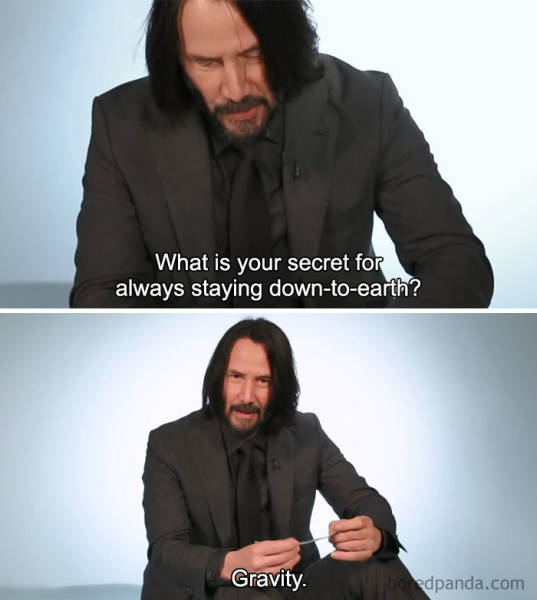 Keanu Reeves Is A Never-Ending Source Of Lovable Memes