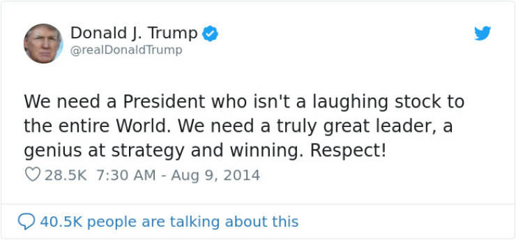 Wow, This Did Not Age Well At All!