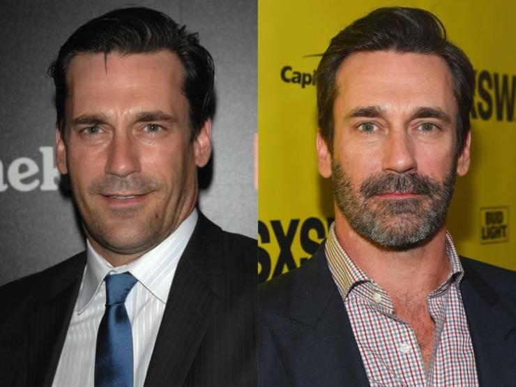 Beard Makes Celebs Look So Much Better