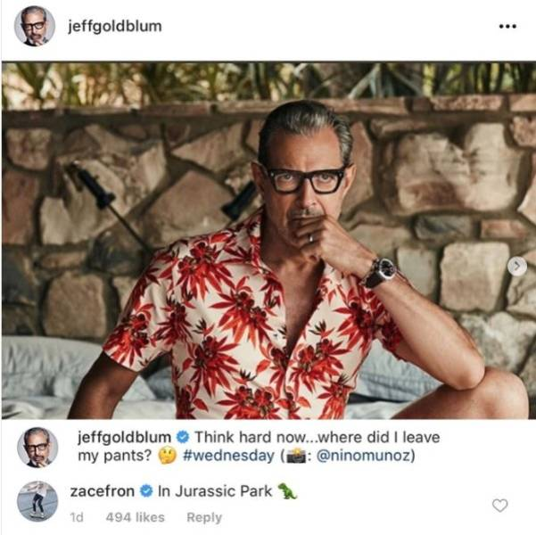 Celebs Roasting Each Other In Instagram Comments