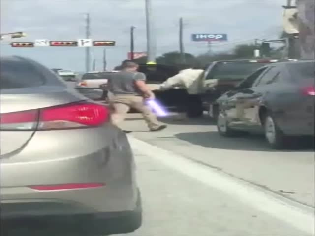 Road Rage During Rush Hour: Star Wars Edition