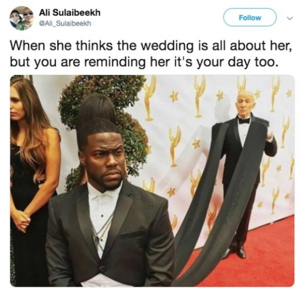 Don't Marry These Wedding Tweets
