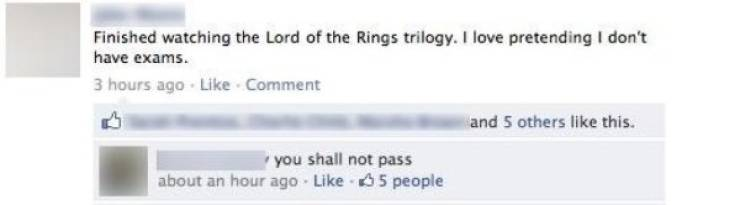 These Internet Responses Are Right Where We Need Them