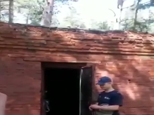 In Soviet Russia, Door Opens You