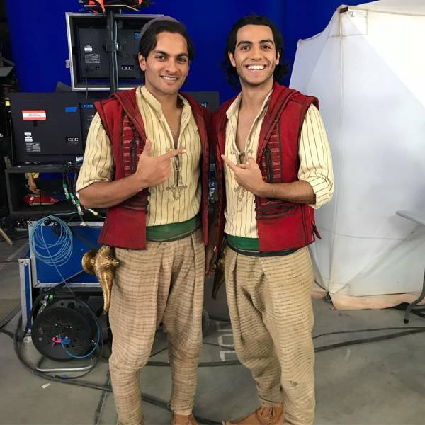 Actors And Their Talented Stunt Doubles