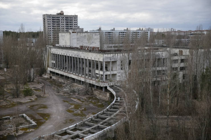 Chernobyl Zone Of Alienation. 33 Years Later.