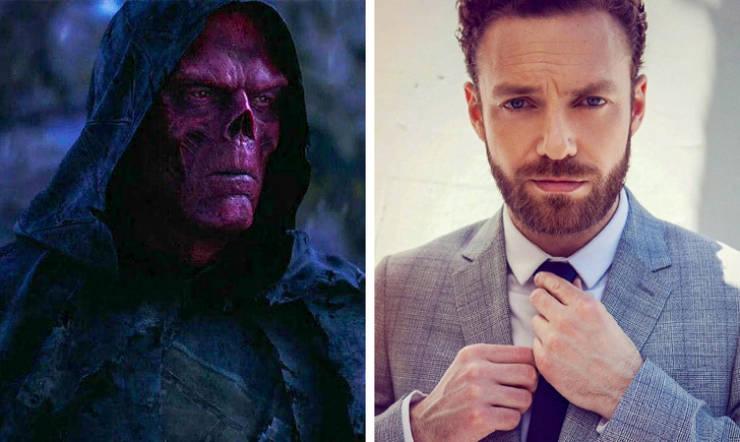 Handsome Actors Who Were Hidden Behind Villain Makeup