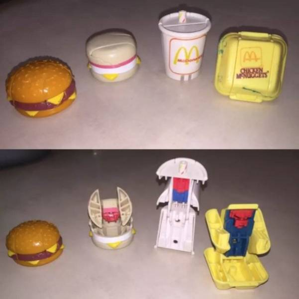 McDonald's At The End Of The Last Century