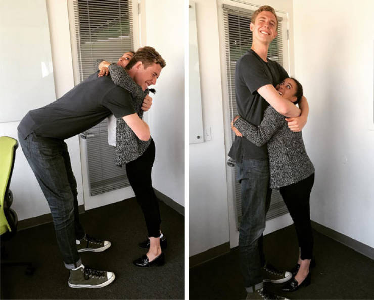 Tall People Have BIG Problems