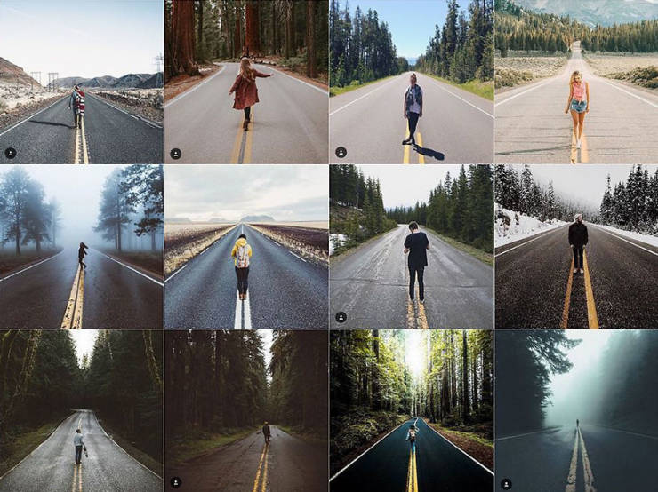 Instagram Is Basically A Set Of Copied Photos