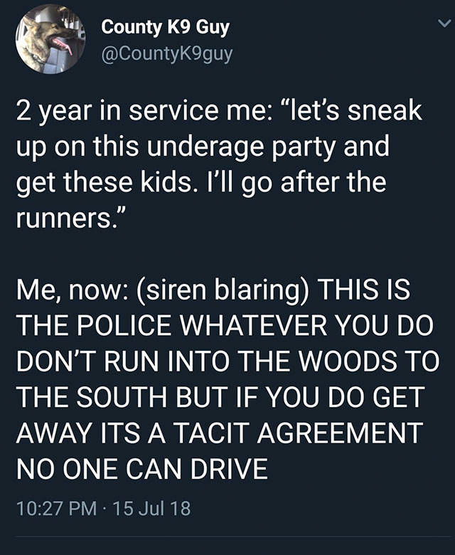 These Police Memes Are Officially Under Arrest