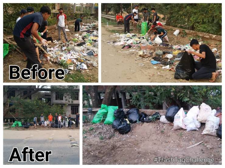 #Trashtag Challenge Is The Way We Can Divert The Ecological Crisis