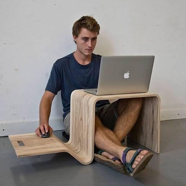 When Designer Is A Genius