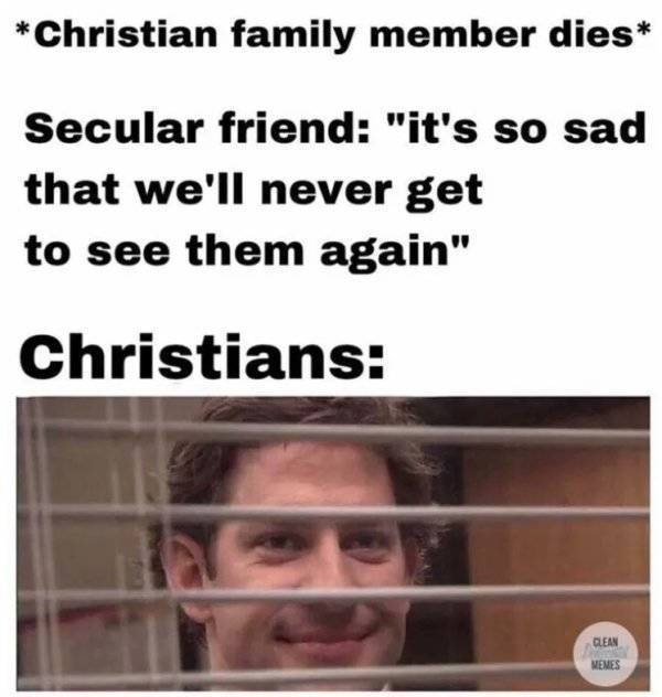 Church Memes That Are Not Very Heavenly