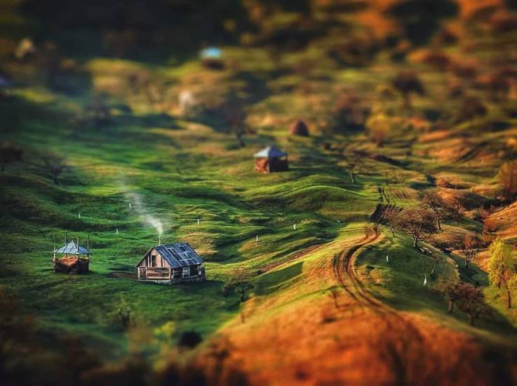 Photographer Spends 10 Years To Show The Beauty Of Romanian Nature