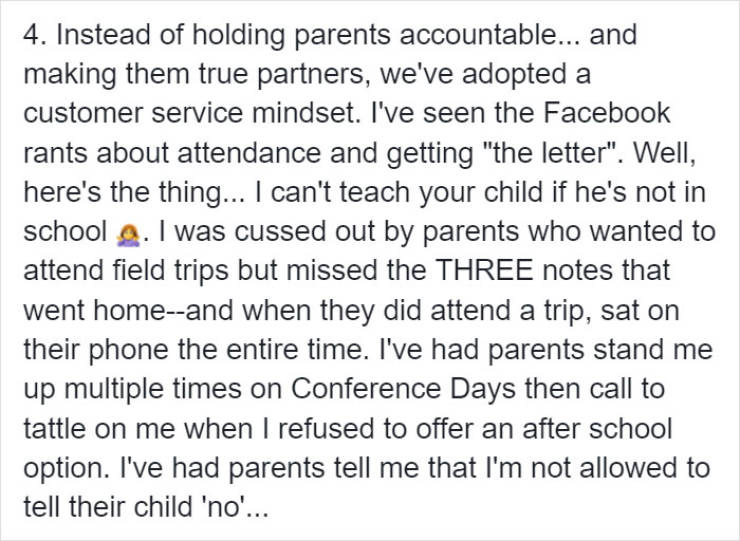 Teacher Explains Why She Quit Her Job, And It Becomes A Very Hot Topic