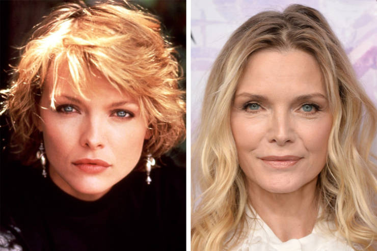 Beauty Icons Of The 20th Century: Then And Now