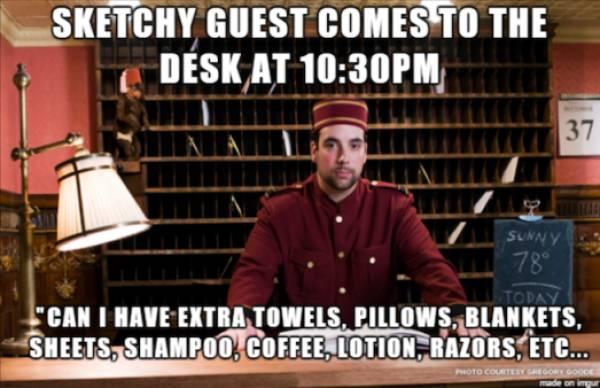 Hotels Keep Some Dark Secrets
