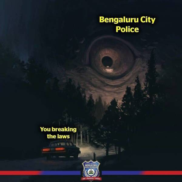 This Indian Police Department Fights Crime With Sarcastic Memes
