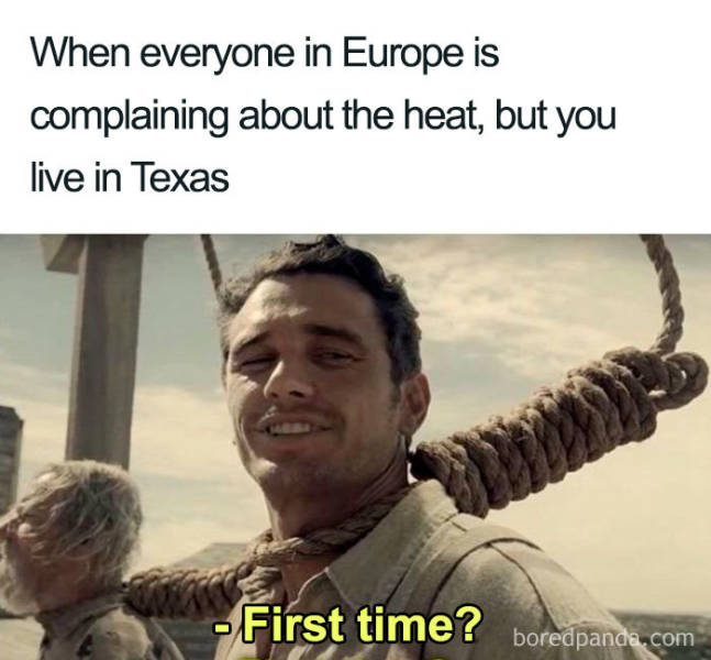Europe Is Literally Burning In The Summer Heatwave