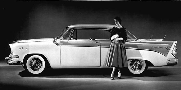 This Dodge Was Made In The 50's, For Women Only