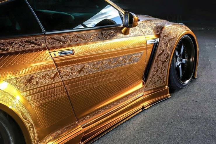 This Must Be The Most Royal Nissan Ever!