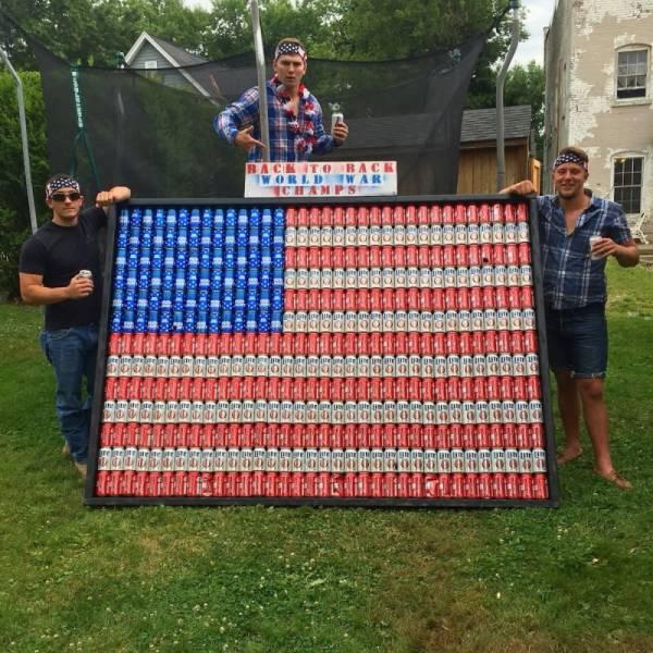 America To The Maximum!