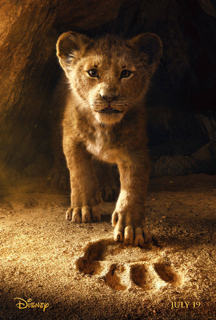 """New """"Lion King"""" Posters Feature Face-Offs With Voice Actors Against Their Characters"""