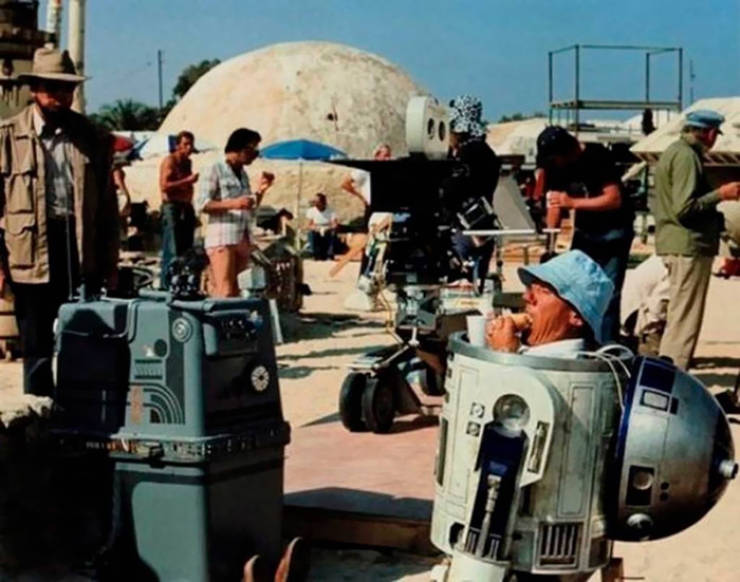 Movie Magic Can Be Created Without CGI