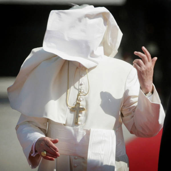 Who Is Stronger – Pope Or Wind?