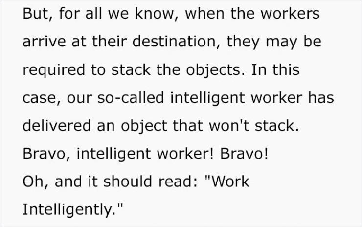 """""""Don't Work Hard. Work Intelligent"""" – Is This Really True?"""