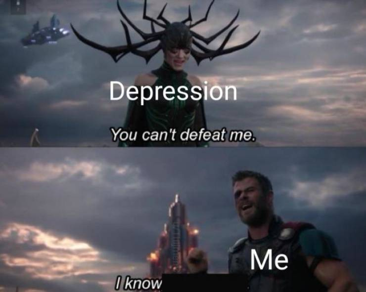 Memes Cure Depression, Confirmed