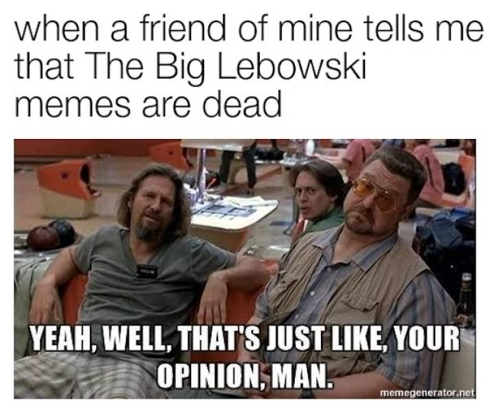 """Dude, Is This Really About """"Big Lebowski""""?"""