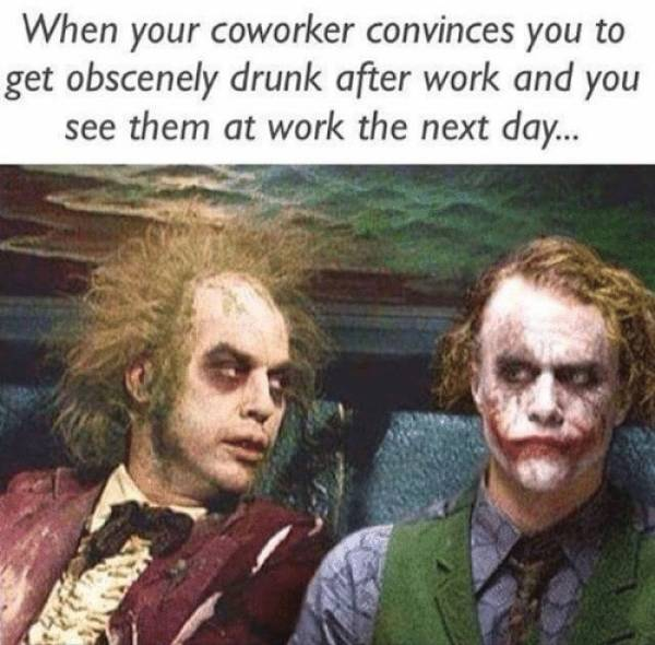 You'll Need A Break From These Work Memes