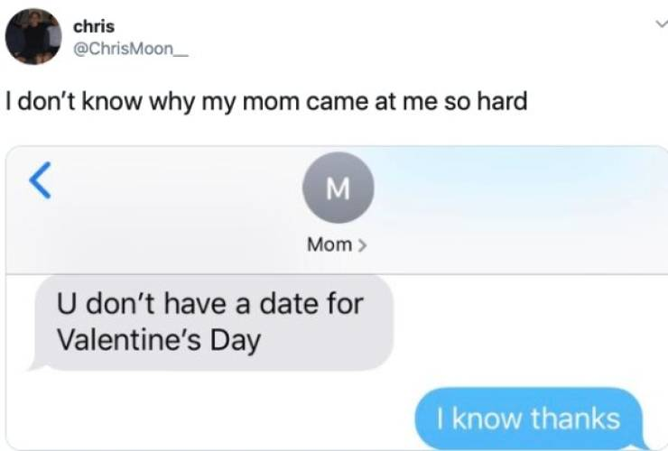 Go Ahead, Try To Understand Moms!