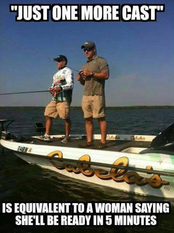 We'll Need A Bigger Bait For These Fishing Memes (25 Pics