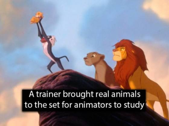 "Hakuna Matata, Original ""Lion King"" Facts!"