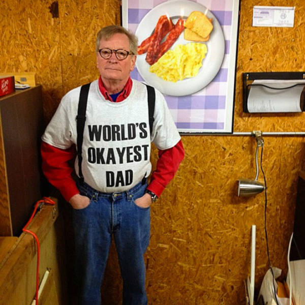 Dads Who Will Beat You At Everything, Including Fashion