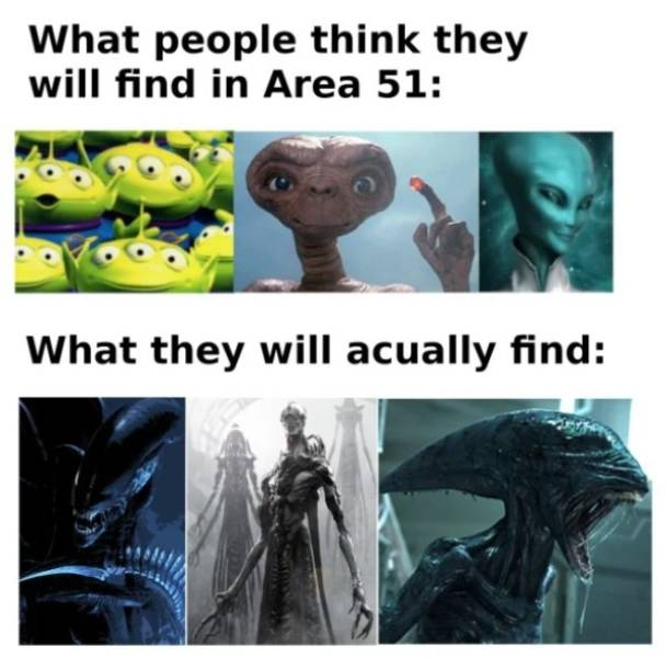 "There Is Going To Be An ""Area 51"" Raid!"