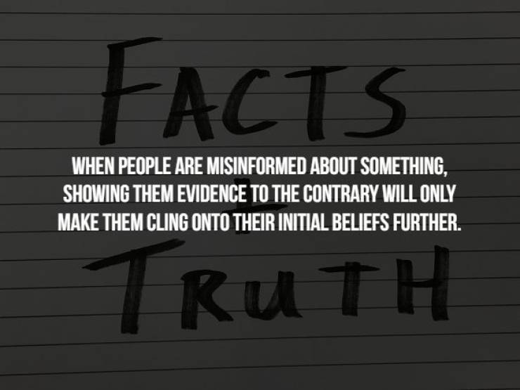 Creepy Facts To Unnerve You For The Rest Of The Day