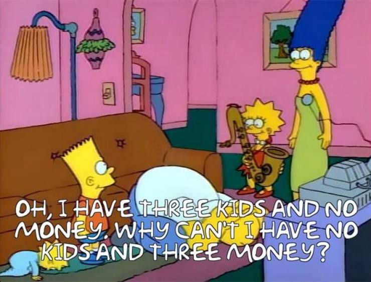 Homer Simpson Is Something