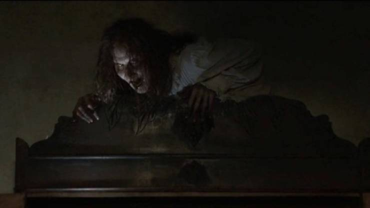 Horror Movie Scenes That Are Paused The Most