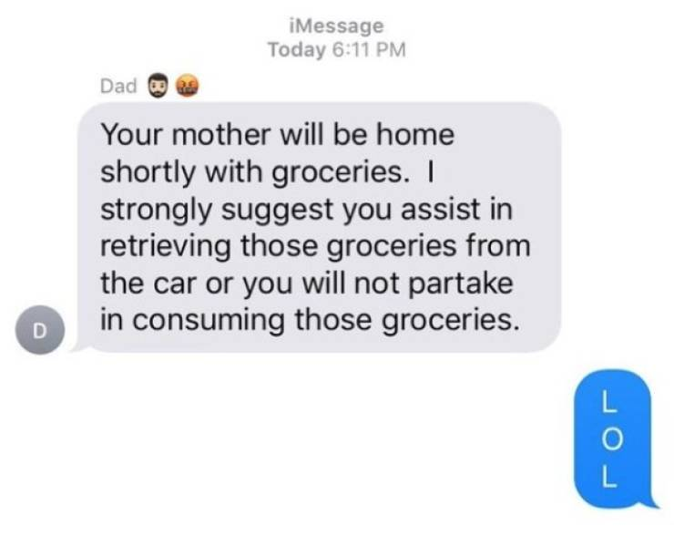 Parents Have A Long Way To Go Before They Become Good At Texting