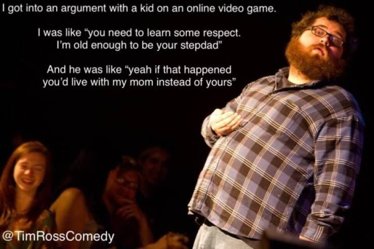 Standup Comedy Gold You've All Been Missing