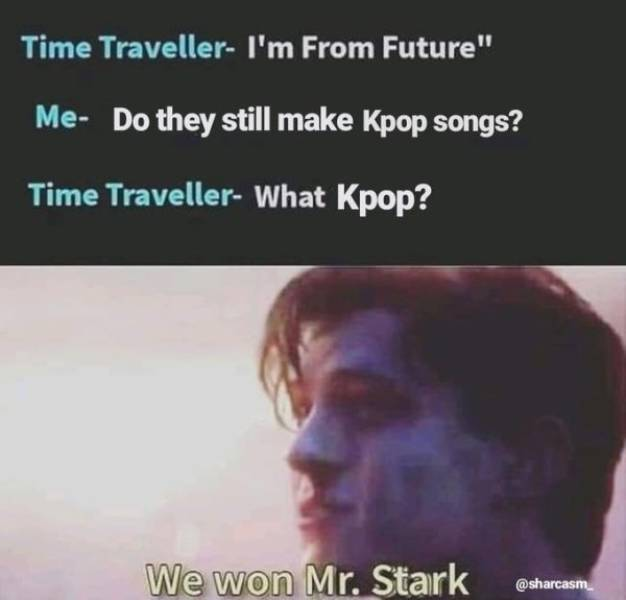 Time Travel Memes Are Already Many Years Ahead Of Us